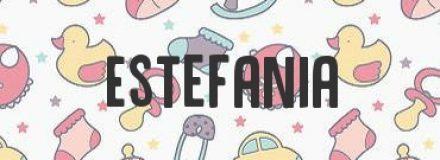 Estefania Nombre