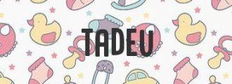 Tadeu