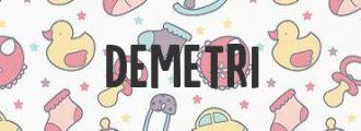 Demetri
