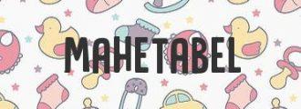 Mahetabel