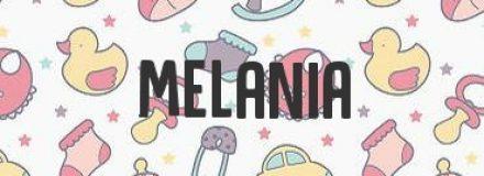 Melania