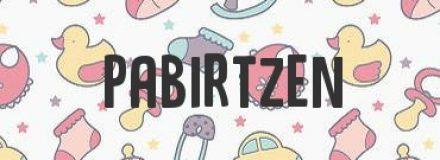 Pabirtzen