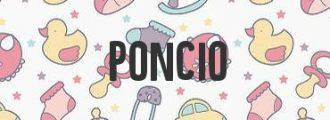 Poncio