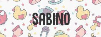 Sabino